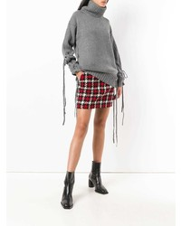 McQ Alexander McQueen Roll Neck Long Sleeve Sweater