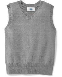 Old Navy V Neck Sweater Vest For Toddler