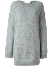 Golden Goose Deluxe Brand Loose Fit Knitted Dress