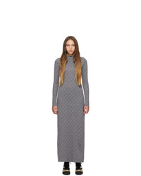 Stella McCartney Grey Monogram Dress