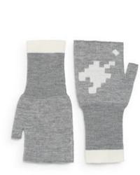 Band Of Outsiders Fingerless Wool Gloves