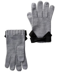 Kate Spade New York Grosgrain Bow Gloves