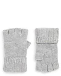Ugg Texture Knit Fingerless Gloves