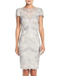 Lace sheath dress medium 1249314