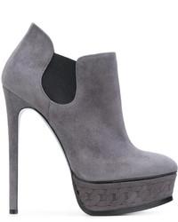 Platform ankle boots medium 4990736