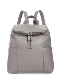 Treasure & Bond Rowan Pebble Leather Backpack