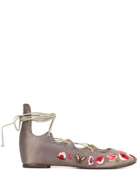 Indra ballerina shoes medium 3732422