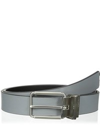 Calvin Klein 32 Mm Reversible Flat Strap Harness Buckle Belt