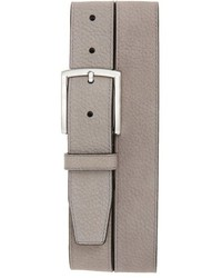 Contrast edge leather belt medium 826961