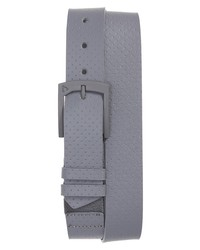 Cuater by Travis Matthew Cuater By Travismatthew Pulatus Perforated Leather Belt