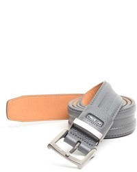 Nike Golf G Flex Tripunto Leather Belt