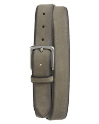 AllSaints Nubuck Leather Belt