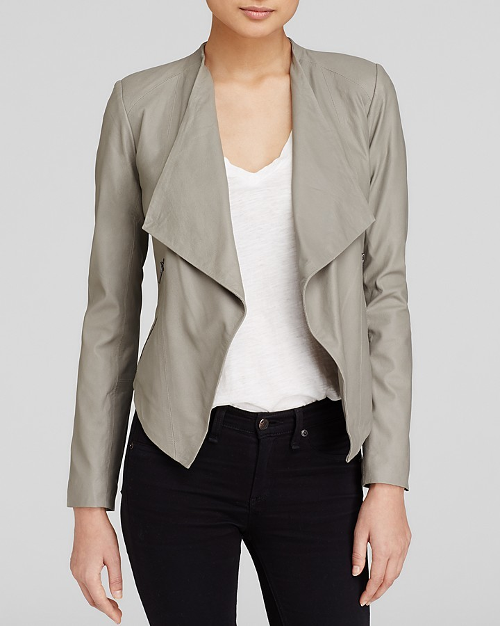 BB Dakota Harper Soft Leather Jacket | Where to buy & how to wear