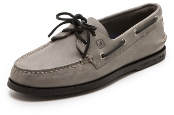 Sperry Ao Classic Boat Shoes On Black Sole | Where to buy & how to ...