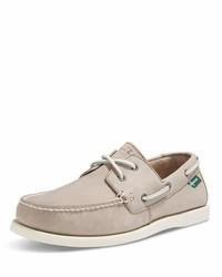 Eastland Kittery 1955 Leather Boat Shoe Gray