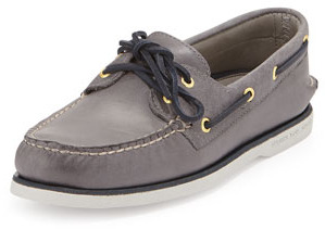Topsider Sneaker Boat Shoes In Grey - Grey Sperry Top-Sider eYrK8LH