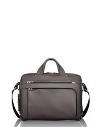 Tumi Arrive Sawyer Leather Briefcase