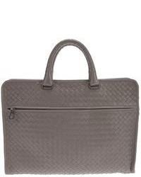 Bottega veneta intrecciato briefcase medium 60270