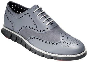 babaf04e9b97c0 ... Leather Brogues Cole Haan Zerogrand Wingtip Oxford ...