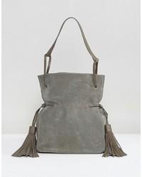 AllSaints Freedom Bucket Bag