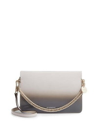 Givenchy Cross 3 Degrade Leather Crossbody Bag