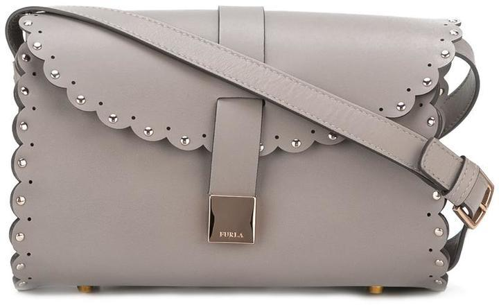 c73e08173d82 Furla Fold Over Tubular Crossbody Bag