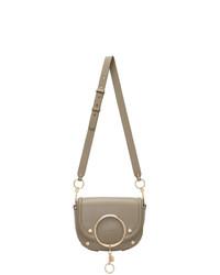See by Chloe Grey Mara Crossbody Bag