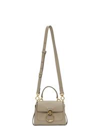 Chloé Grey Mini Tess Day Bag