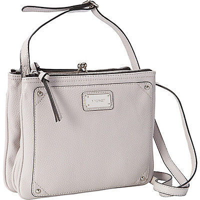 Nine West Black And Gray Purse Best Image Ccdbb