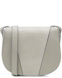 Vince Leather Shoulder Bag