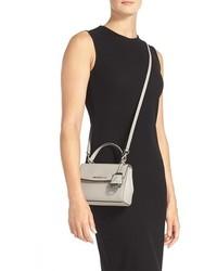 becfb08ccefd ... MICHAEL Michael Kors Michl Michl Kors Extra Small Ava Leather Crossbody  Bag