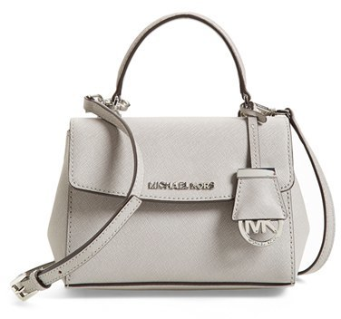 18e76400d5f7 ... MICHAEL Michael Kors Michl Michl Kors Extra Small Ava Leather Crossbody  Bag ...