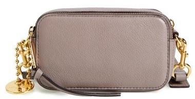 762600499868 ... Marc Jacobs Recruit Pebbled Leather Crossbody Bag ...