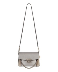Givenchy Small Gv3 Leather Suede Crossbody Bag