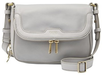 04ceda1d8 ... Grey Leather Crossbody Bags Fossil Small Preston Nylon Crossbody Bag ...