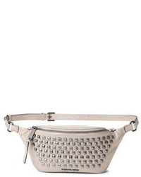 MICHAEL Michael Kors Michl Michl Kors Studded Leather Fanny Pack