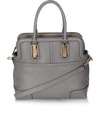 Topshop Leather Icon Doctors Tote Bag