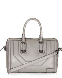 Topshop Leather Icon Holdall