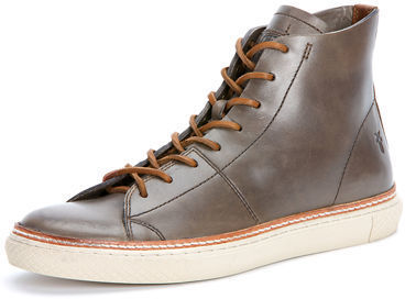 Frye Gates Leather High Top Sneaker