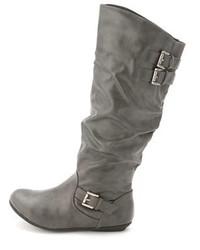 Cyrene leather knee high boot medium 6860593