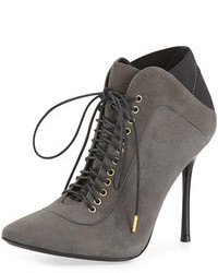 Doyle suede lace up bootie medium 83508