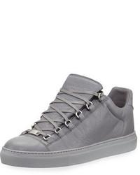 Arena leather low top sneaker medium 4400525