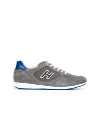 Hogan Olympia X H205 Sneakers, $214   farfetch.com   Lookastic