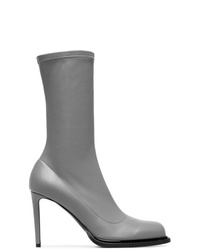Stella McCartney Grey Sock 105 Boots