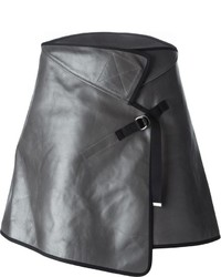 Wrapped asymmetric skirt medium 345328