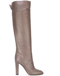 Agnona thigh high boots medium 835715