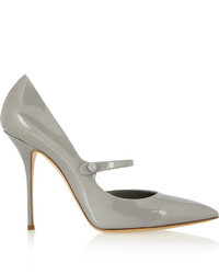 Casadei Patent Leather Pumps