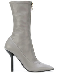 Stella McCartney Zipper Sock Pumps