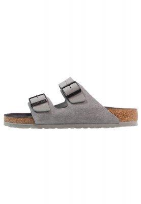 Birkenstock ARIZONA - Pantuflas asphalt grey 2MPnjS