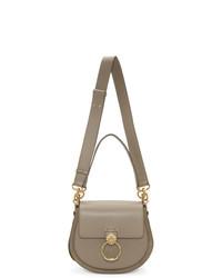 Chloé Grey Large Tess Bag